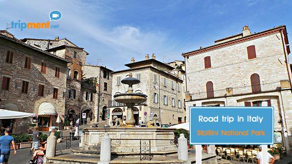 Road trip κεντρική Ιταλία