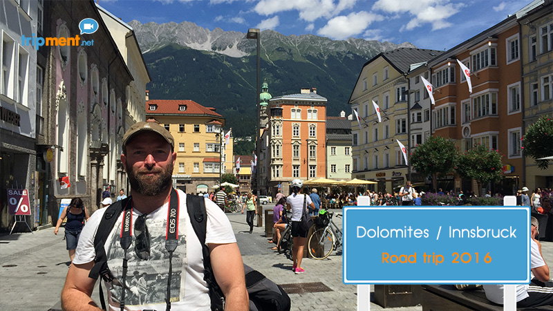 Dolomites and Innsbruck