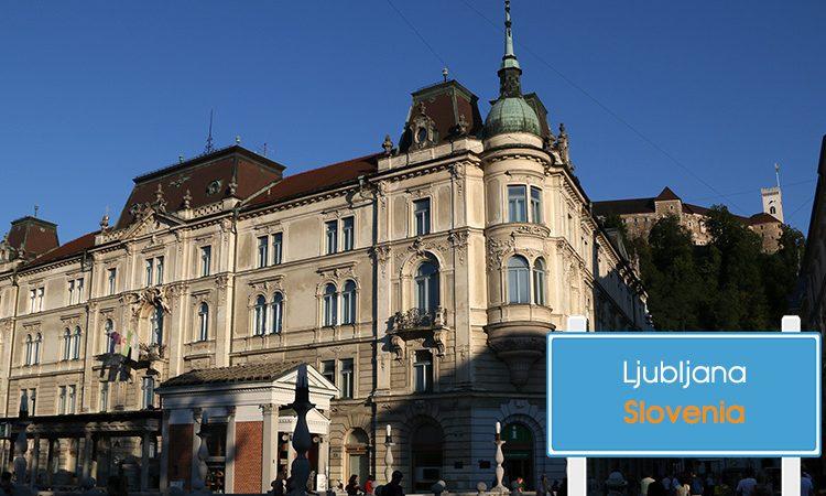 Λιουμπλιάνα - Σλοβενία