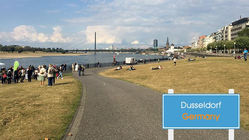 Ντίσελντορφ - Γερμανία