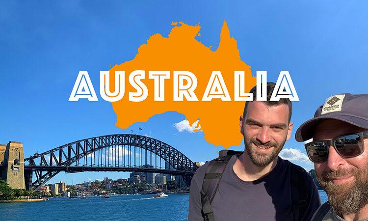 ταξίδι Αυστραλία