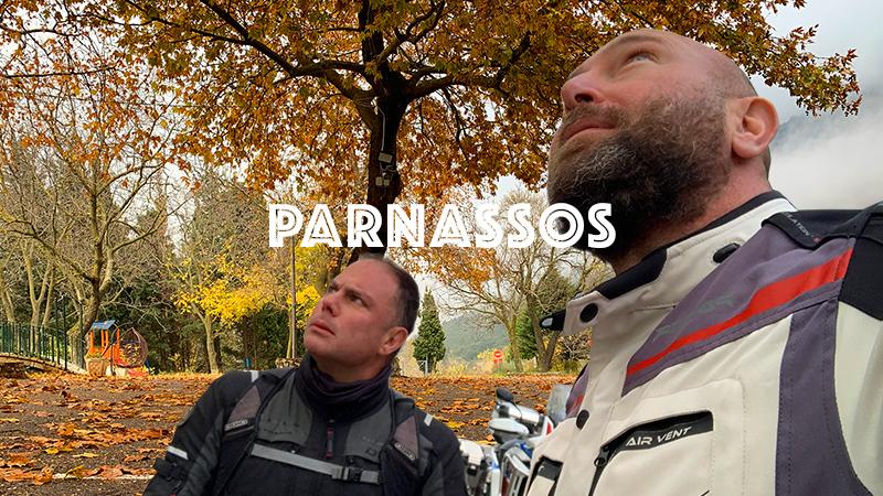Παρνασσός - Αράχωβα
